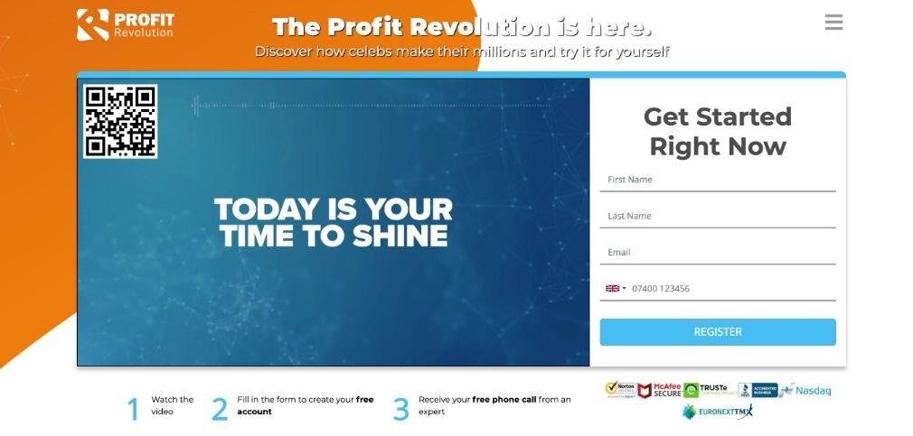Profit Revolution Ervaringen