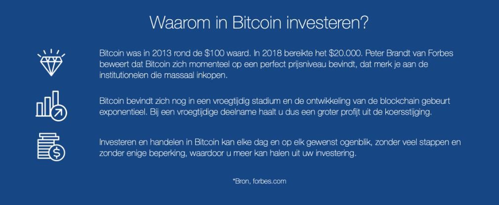 Bitcoin Bank Voordelen