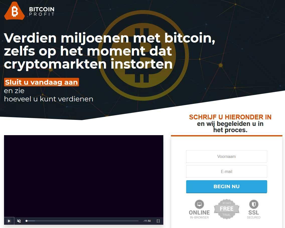 Bitcoin Profit Betrouwbaar