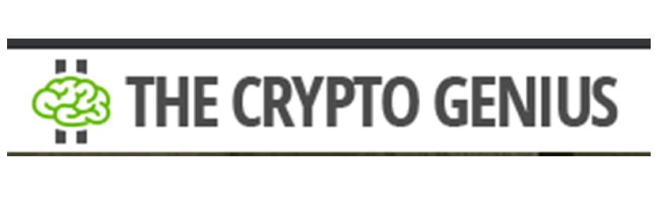 Crypto Genius Logo